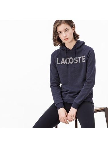 Lacoste Kadın  Sweatshirt SF1904.04L Lacivert